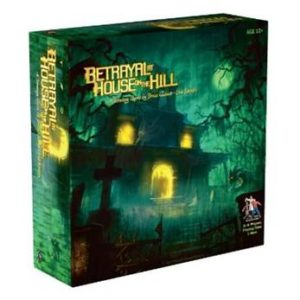 Betrayal at House
