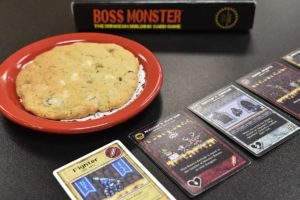 Monster Cookie for a monster game