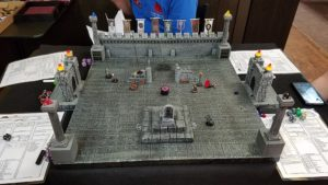 dungeons and dragons arena
