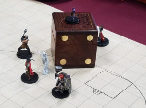 dungeons and dragons minifigures